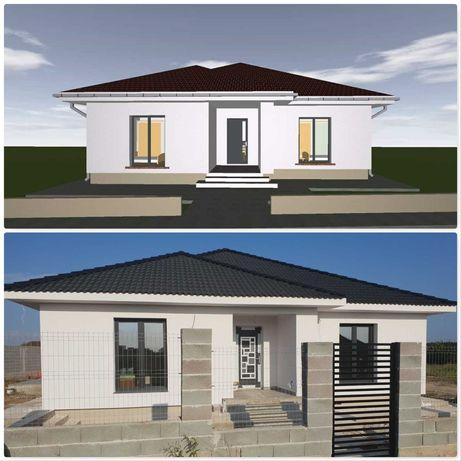 Casa NOUA Grigorescu semifinisata