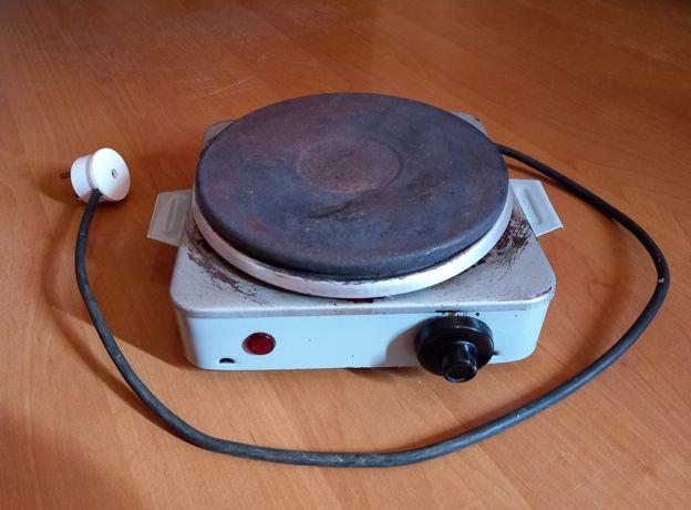 электроплитка однокомфорочная