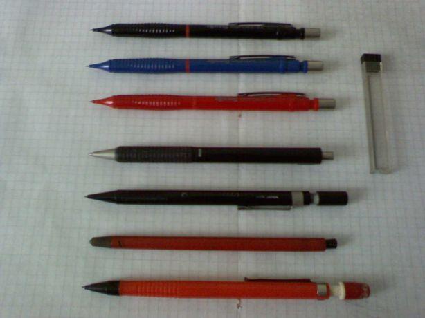 pix creion mecanic cu mina 0.5 0.7 rotring si alte modele
