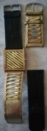 Часовник OXETTE с 2 кожени каишки,дамски Raymond Weil
