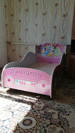 Детская кровать принцессы