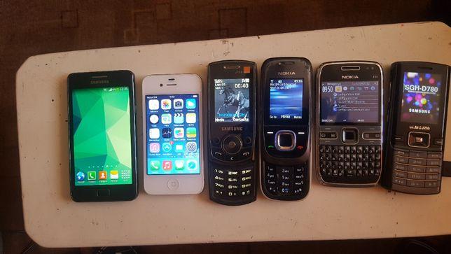 telefon nokia 2.1 iphone 4 samsung =100 % functionale