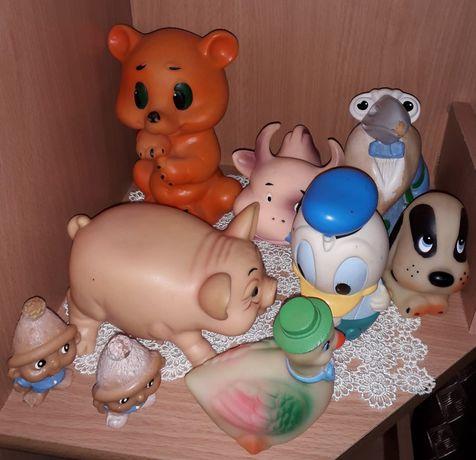 Продам игрушки.