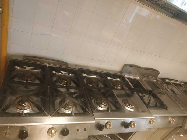 Repar cuptoare și aragazuri electrice sau pe gaz