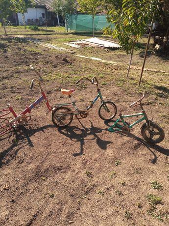 Рамки за колела от времето на соца