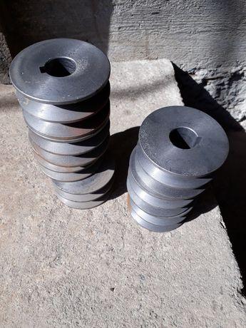 Продам шкивы 24 мм 28мм