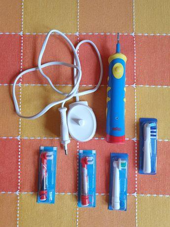 Periuta electrica Braun Oral-B made in Germany