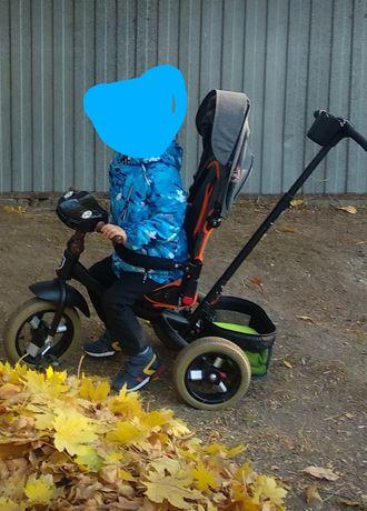 Трёх колёсный Вело-коляска MINI TRIKE (original)