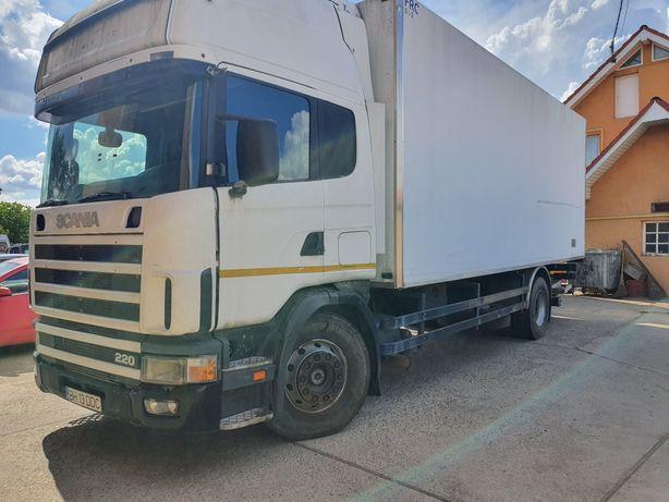 Urgent Camion Scania frigorific