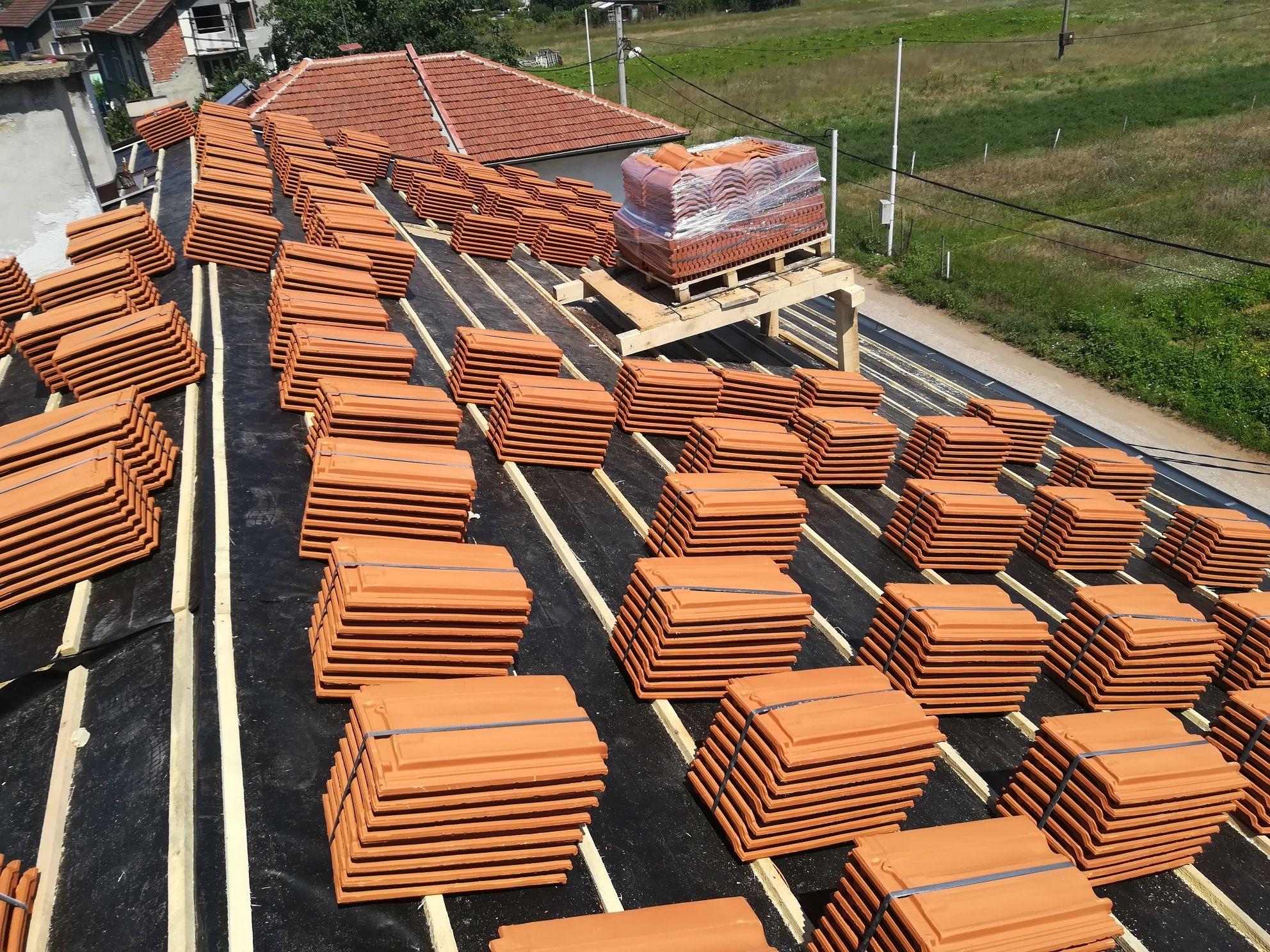 Ремонт на покриви Банско