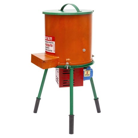 Tocator Fructe Tip Butoi 250Kg/Ora Razatoare Zdrobitor Legume Electric
