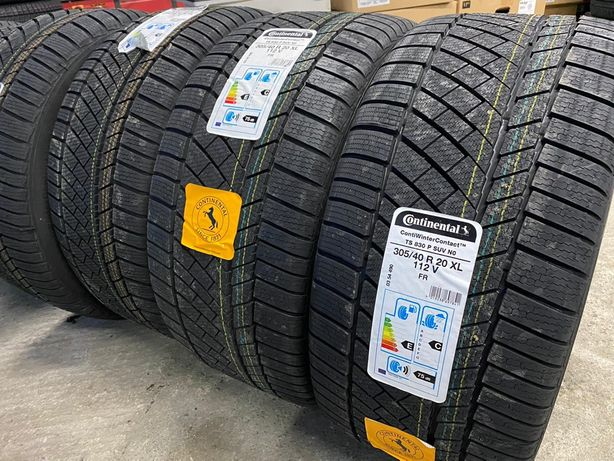 305/40 R20 /275/45 R20 CONTINENTAL WinterContact anvelope noi iarna X5