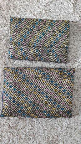Perna cusuta / brodata manual din anii 1800