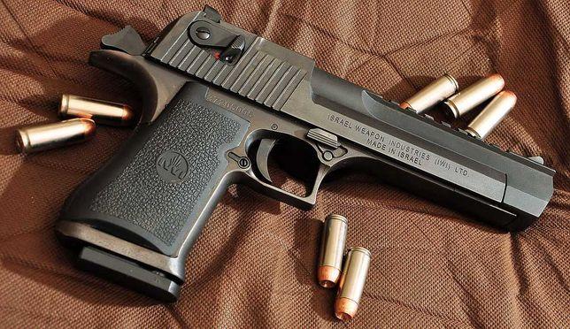 Pistol Airsoft Desert Eagle/Beretta/Colt Co2 4,6j