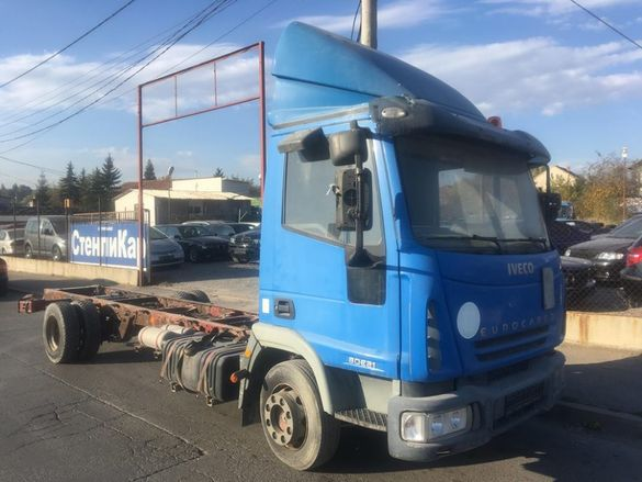 Iveco EuroCargo Daily 80Е21 Бордови Пътна Помощ