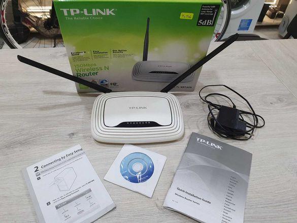 Рутер TP-Link TL-WR740N