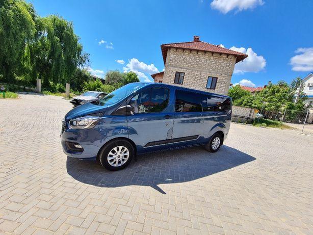 Ford Customn Kombi 8-1 2.0 TDCi 130CP, 21.000 Euro + TVA