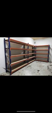 Rafturi metalice premium 2884x78282x8288