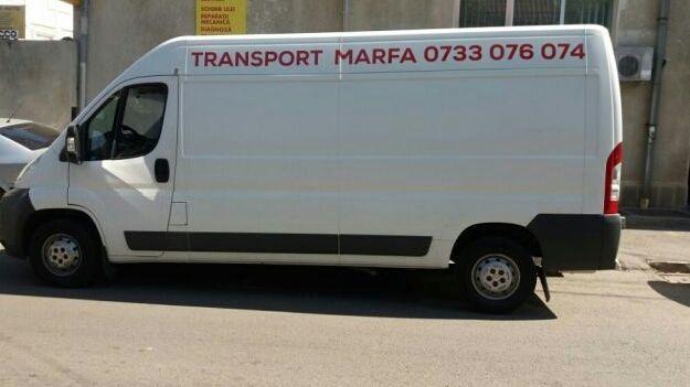Transport marfa mobila bagaje materiale de constructii dedeman ikea