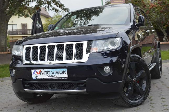 *RATE*Jeep Grand Cherokee OVERLAND extra full distronic navi 4x4 EURO5