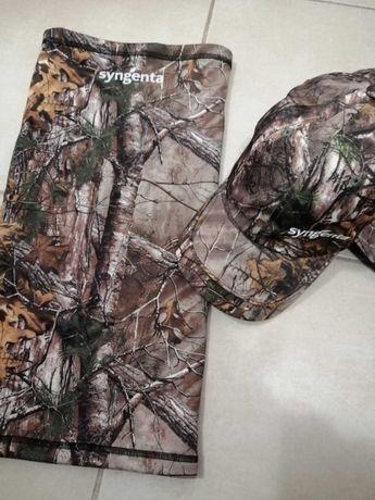 Шапка и шал за лов