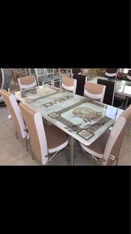 Столы стулья в кухню Турецкий комплект