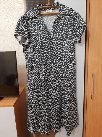 Платье летнее шелк