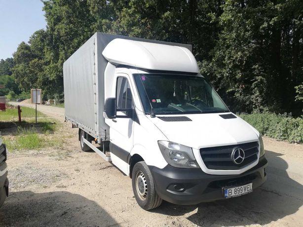Mercedes-Benz Sprinter 316 CDI - 10 europaleti - prelata