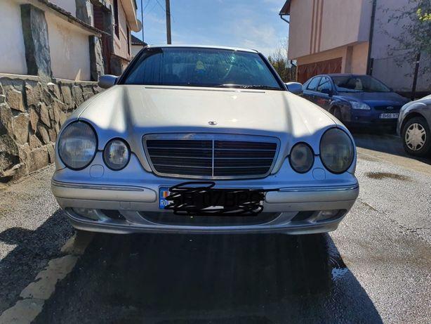 Mercedes E220 CDI W210