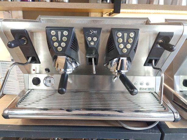 Кофемашина двухгруппная La San Marco E 100 Б/У
