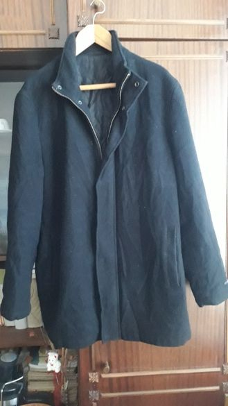 Мъжко палто зимно