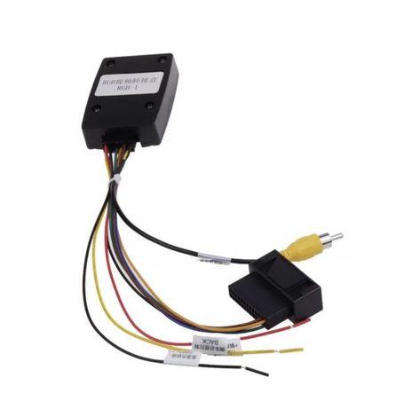 Adaptor convertor semnal video RGB - AV CVBS camera VW marsarier spate