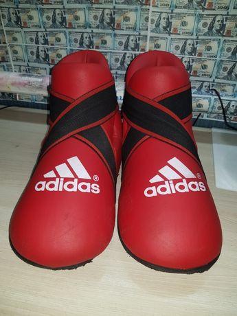Футы для таеквондо/кикбоксинг защита ног, щитки