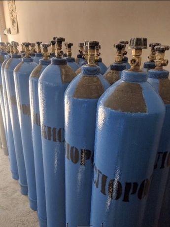 Кислород, углекислота, аргон, доставка