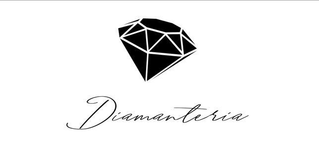 Diamant natural AIG - Diamant Negru , Albastru, Galben , Alb