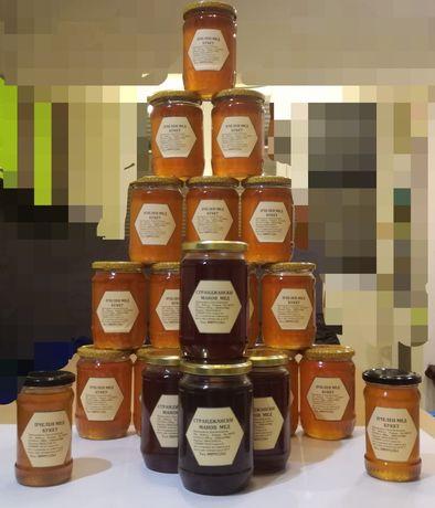 Пчелен мед - елексир от природата!