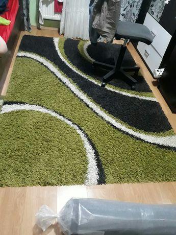 Covor 2.30/ 150 cu fir lung carpeta 1.80/80 fir scurt