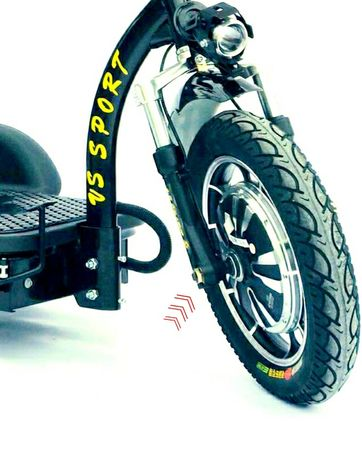 Вилка с амортисьор • VS Sport electric scooters