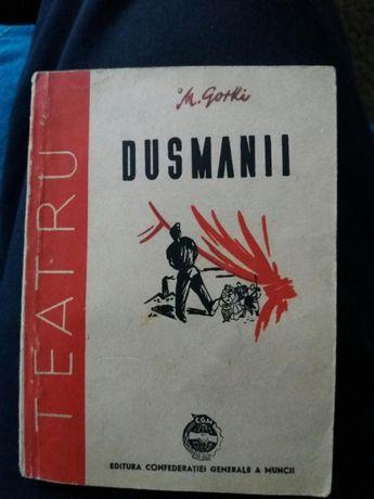 "Teatru 1949- M.Gorki ""Dusmanii"" piesa in 3 acte"