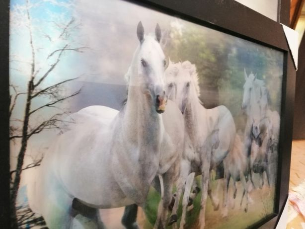 Картина 3Д, размер 58х42, 4,5рамка очень красивая и интересная, позити