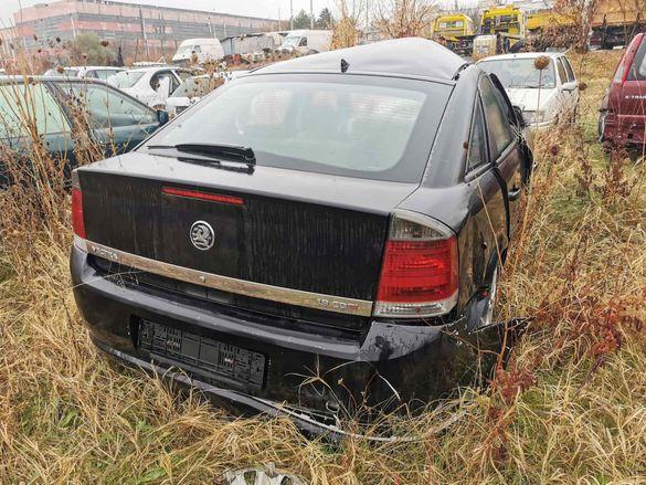 Opel Vectra 1,9 CDTI на части
