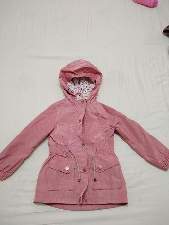Детски шлифер за момиче