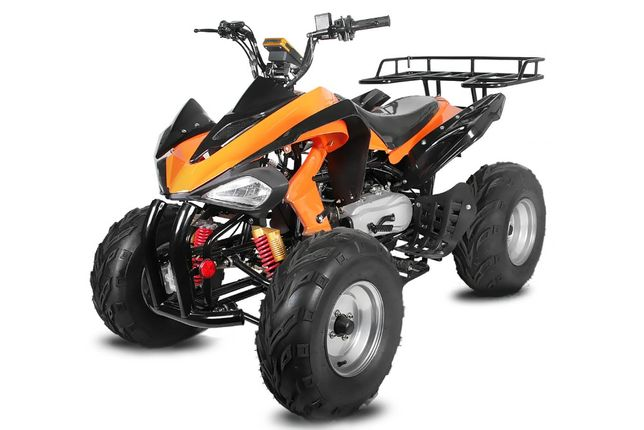 ATV Honda 150cc Akp Carbon Street + IMPORT GERMANIA