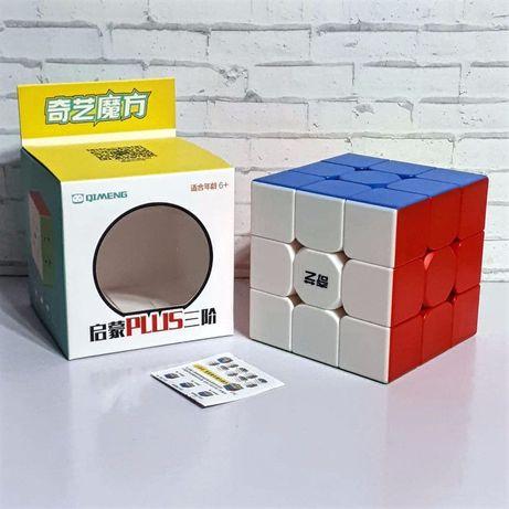 Для учеников большая трешка QiYi MoFangGe QiMeng Plus 9 см 3x3