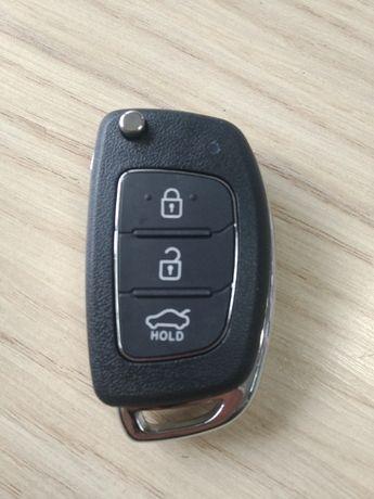 Кутийка ключ дистанционно Hyundai/Хюндай Santa Fe Kia/Киа Sportage