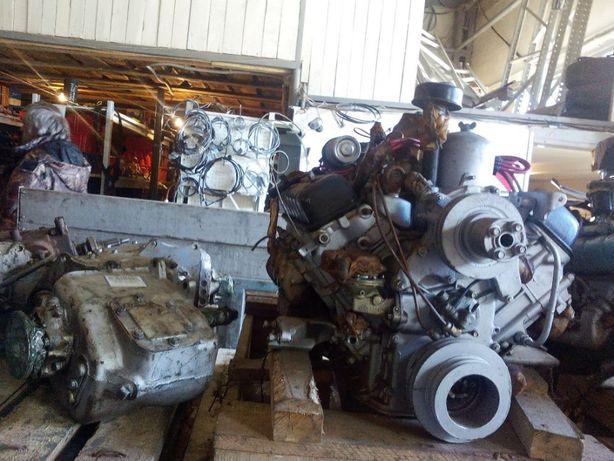 Двигатель КПП ПАЗ , ГАЗ , КАВЗ с хранения СССР