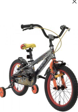Продам велосипед марка stern 16 шина, для возрасьа 4-6лет