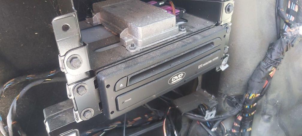 Навигация МК 4 за БМВ / BMW E 46 E 39 X 5 E 53 MK 4 DVD