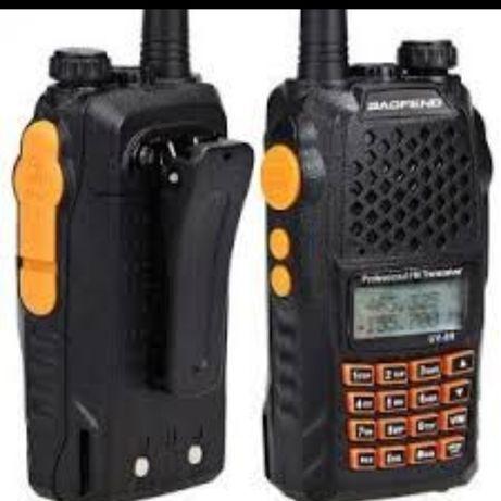 Професионална двубандова радиостанция Baoaofeng UV-6R