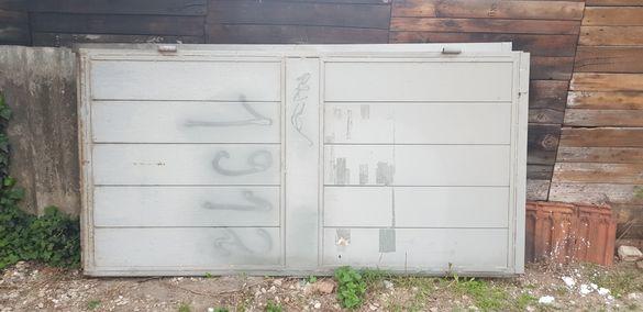 Портална врата за гараж